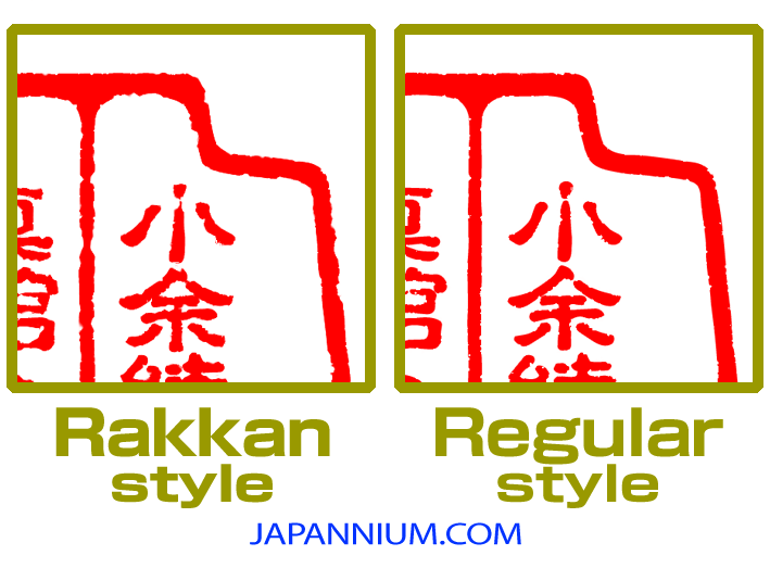 Rakkan and Regular Style Images are Bundled