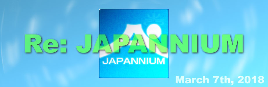 Re: JAPANNIUM